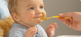 La formazione del gusto nel bambino