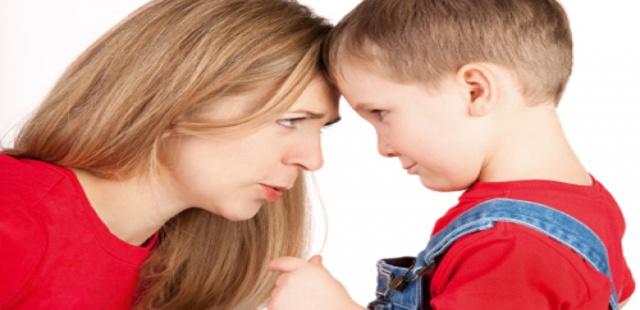 Il senso di colpa della mamma