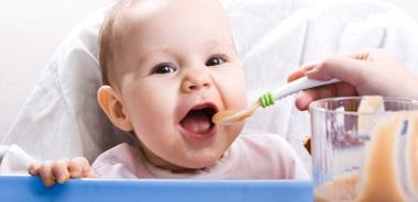 Le pappe per il bebè