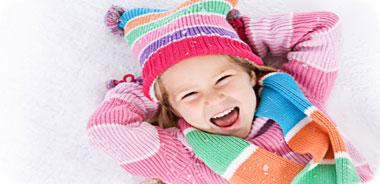 """Bambini e sport """"freddi"""": tutta salute, con qualche precauzione!"""